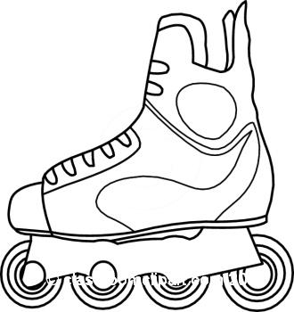 330x350 Rollerskate + Clipart + Free