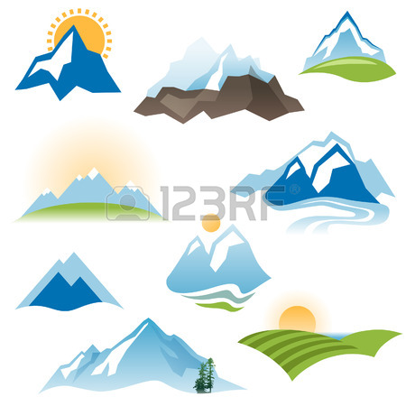 Rolling Hills Clipart