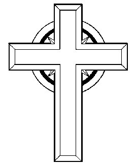 270x325 Deadth Clipart Catholic Cross