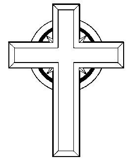 270x325 Deadth Clipart Catholic Cross