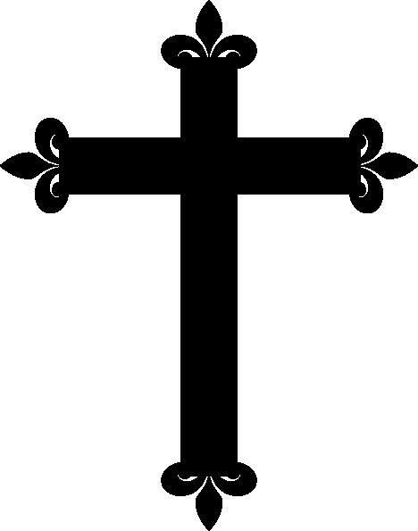468x595 Drawn Cross Roman Catholic