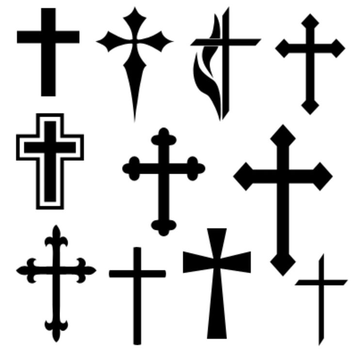 736x726 Graphics For Simple Cross Graphics