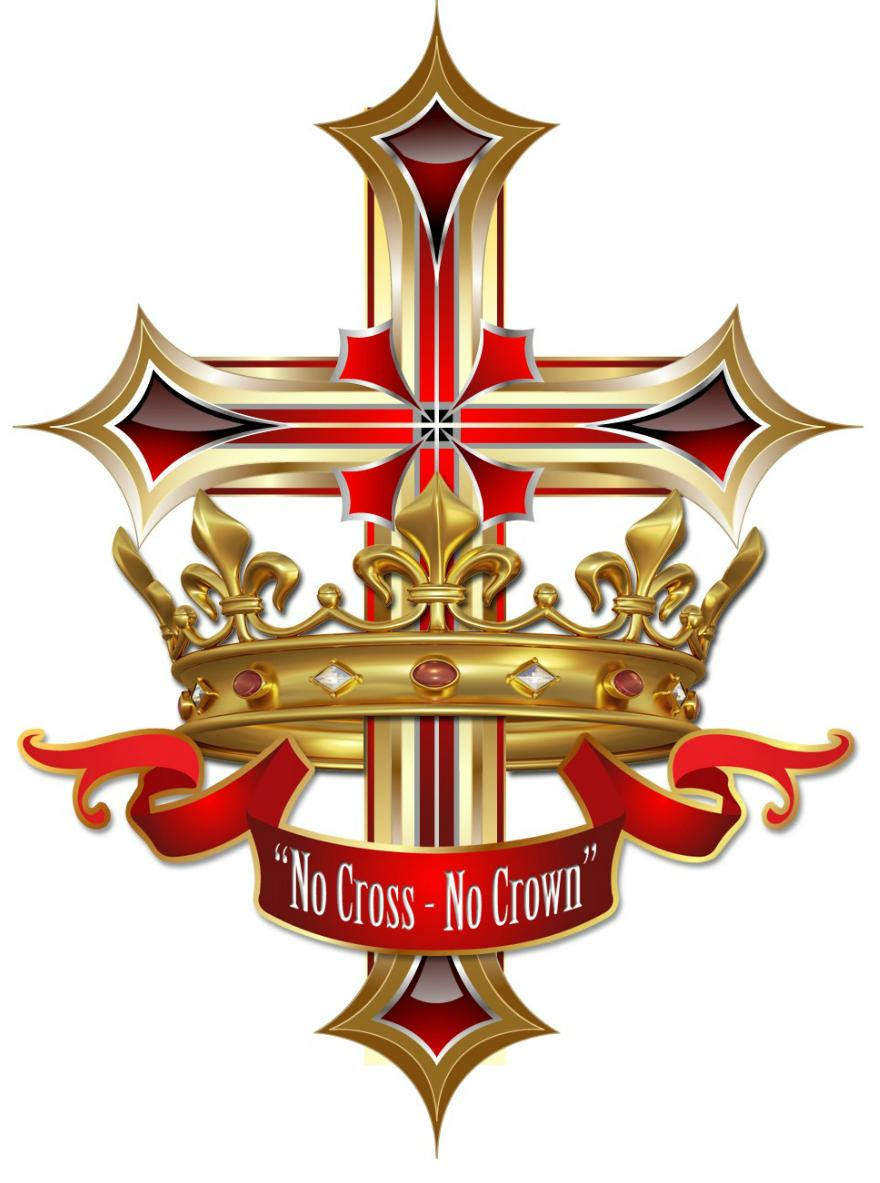 880x1183 No Cross, No Crown!no Cross, No Crown!