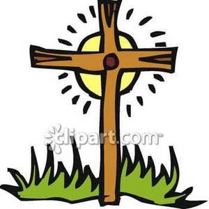 300x300 Wooden Roman Catholic Cross