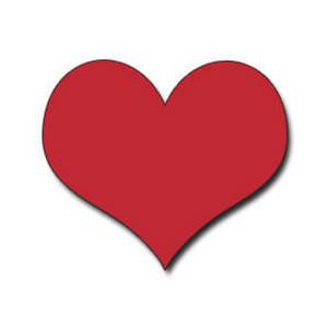 300x300 Heart Images Heart Clipart Clip Art Romantic For Love Graphics 3
