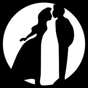 300x300 417 Romantic Couple Clipart Public Domain Vectors