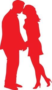 175x300 Romantic Clip Art