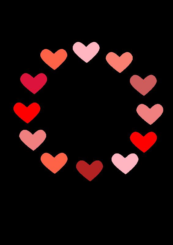 566x800 Romantic Valentine Clip Art Cliparts