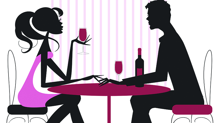 880x495 Valentine Dinner A Romantic Story For February 14