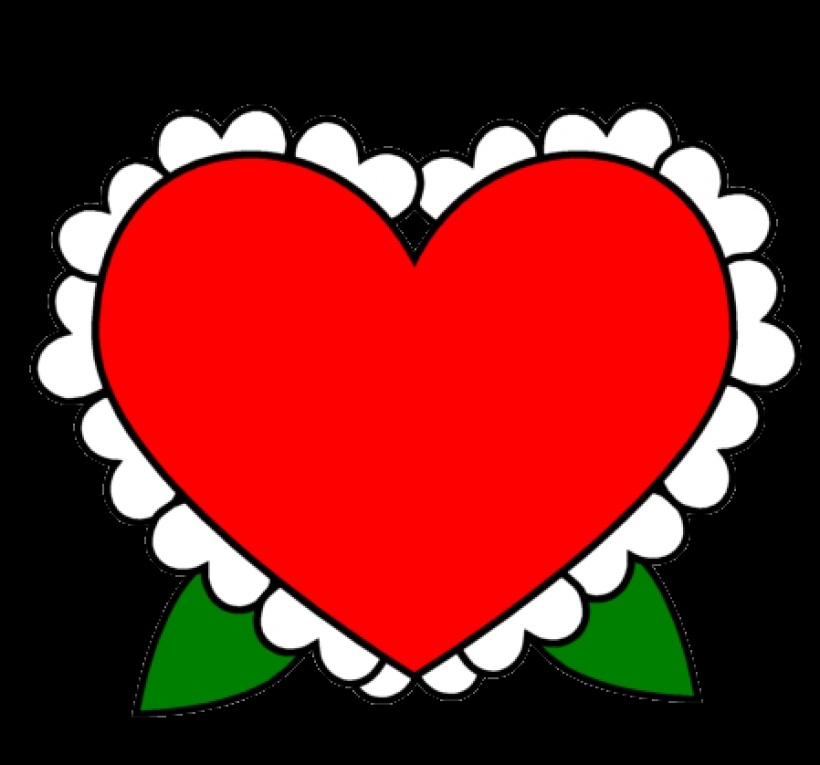 820x765 Heart Clipart Heart Clip Art Romantic For Love Graphics