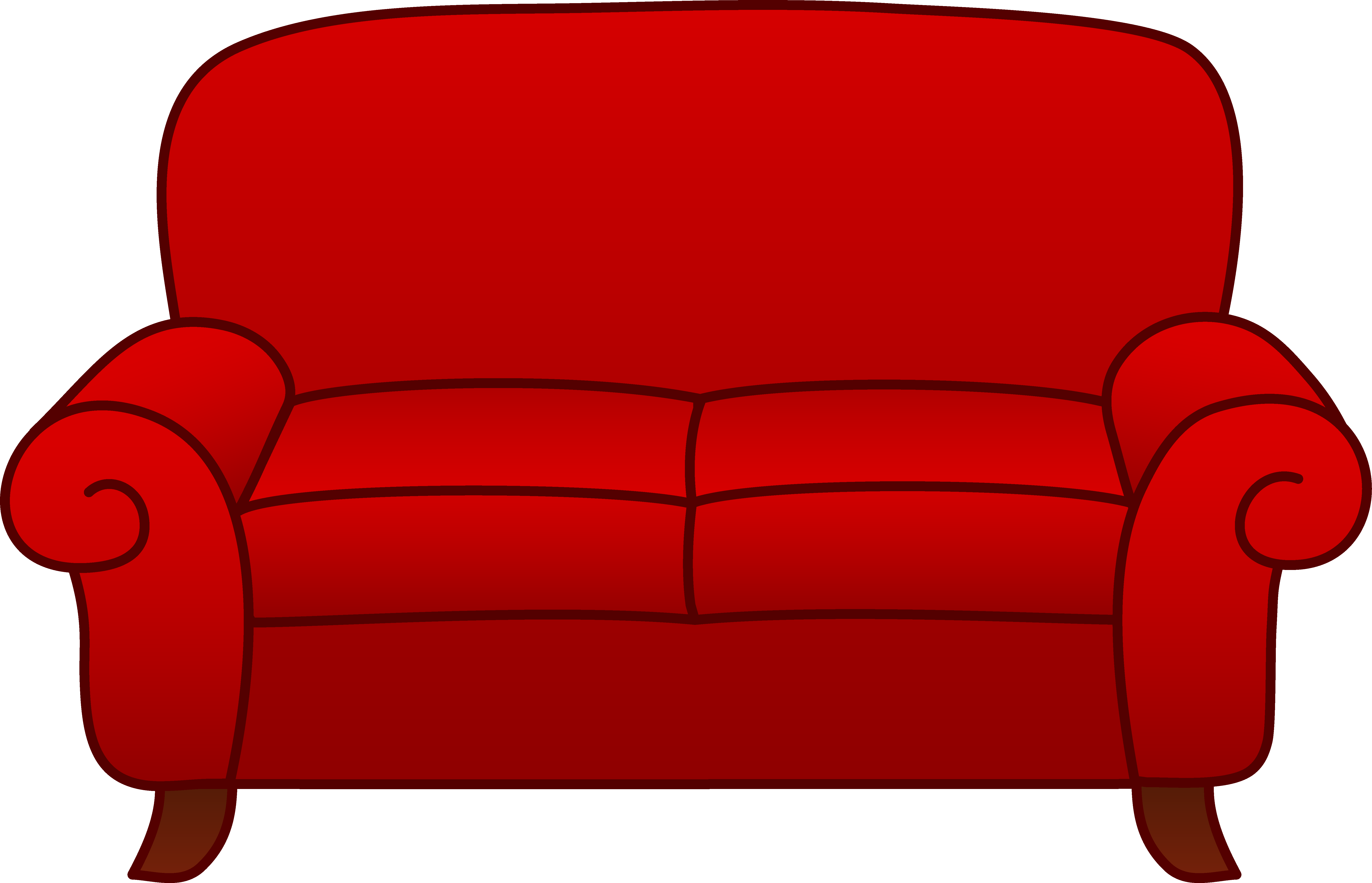 Collection of Sofa clipart | Free download best Sofa clipart ...
