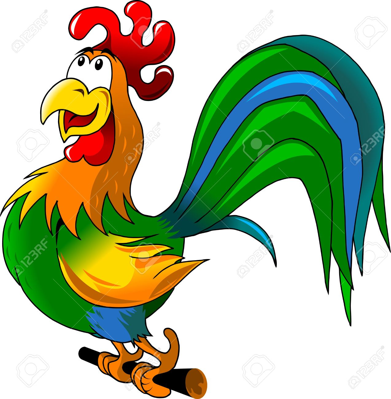 1274x1300 Rooster Clip Art Rooster Clipart Fans 6