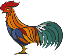 245x215 Rooster Rooster Clipart Png 132 Image Online Download Free