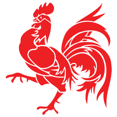 400x400 Rooster Transparent Png