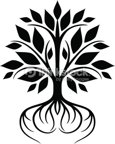 Roots Clipart