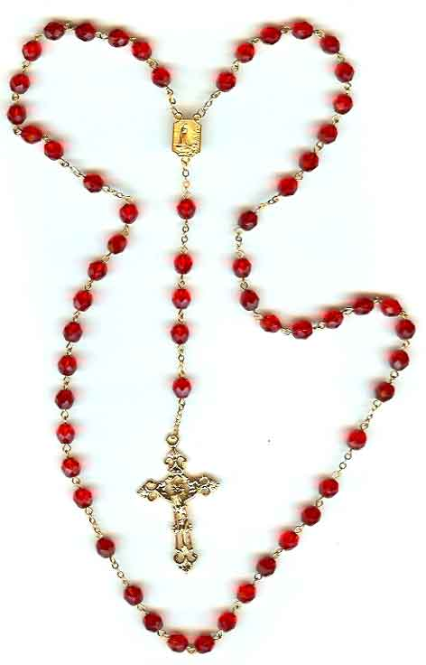 472x736 Rosary For Facebook Clipart
