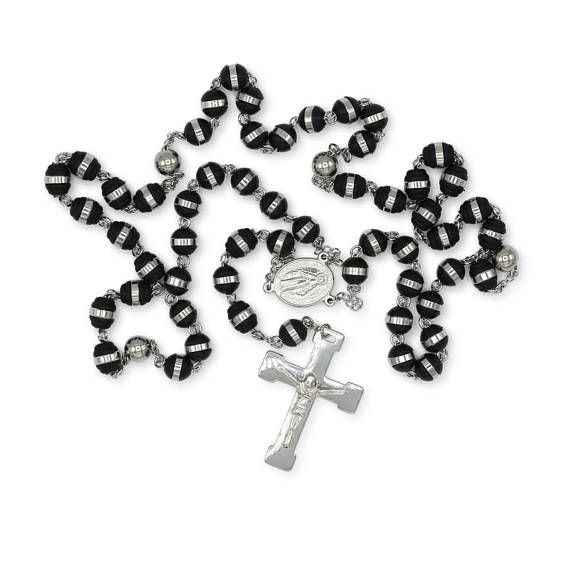 570x569 23 Best Rosary Images Beaded Necklace And Acrylic