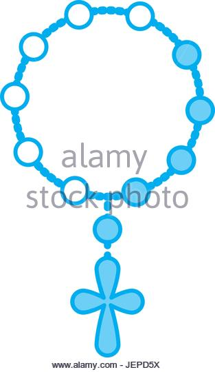 313x540 Rosary Beads Stock Vector Images