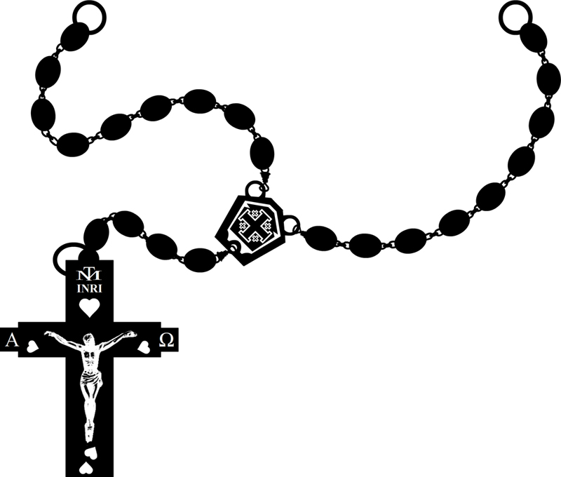 Rosary Clipart Free Download Best Rosary Clipart On Clipartmagcom