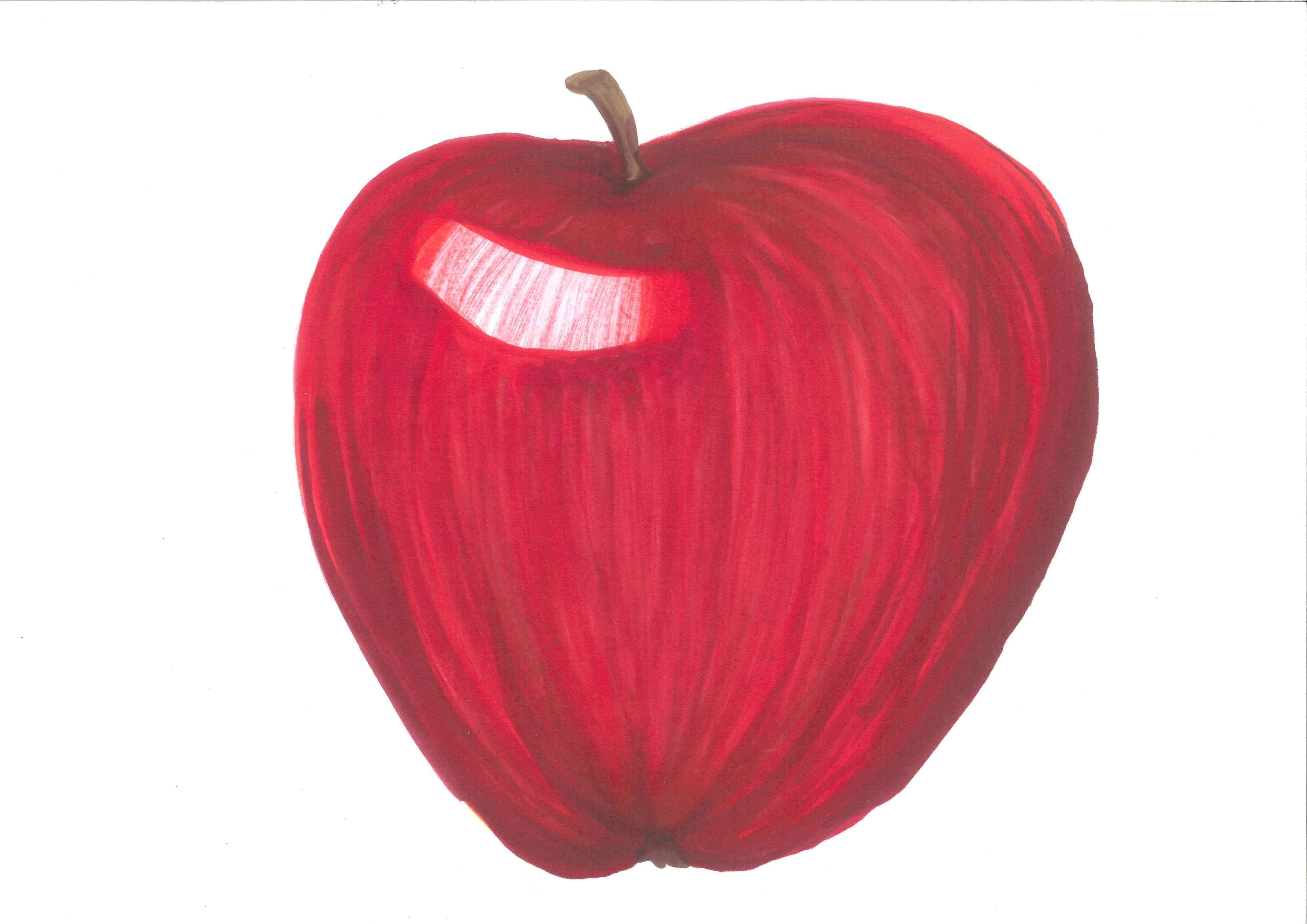 4677x3308 Teachers Apple Clipart