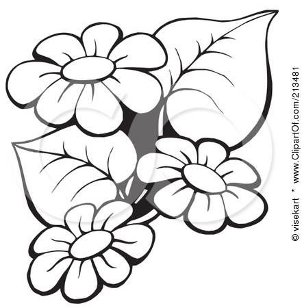 Rose Black And White Clipart Free Download Best Rose Black And