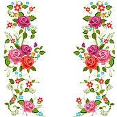170x170 Rose Border Clip Art