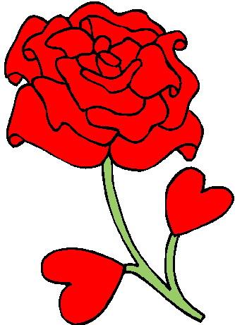 333x461 Roses Rose Border Clip Art Clipart Clipartcow