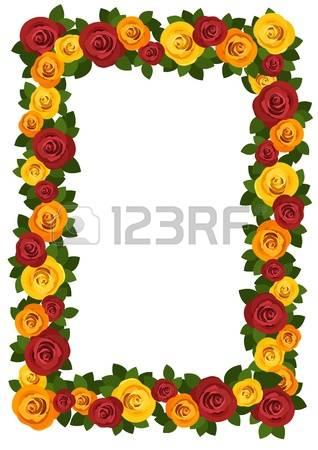 318x450 Free Rose Border
