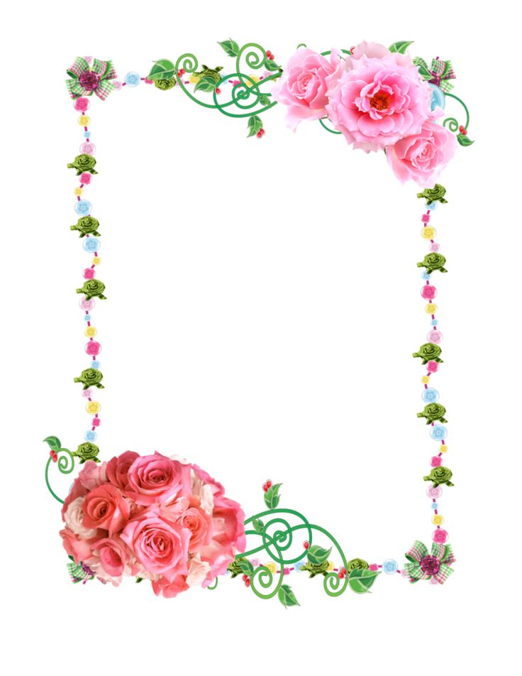 736x952 Pink Rose Clipart Welcome Flower
