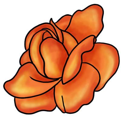 400x400 Top 75 Roses Clip Art