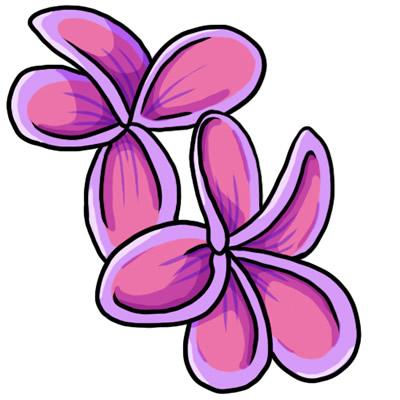400x400 Floral Cliparts