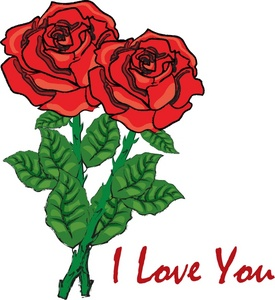 275x300 Way Of The Roses Clipart