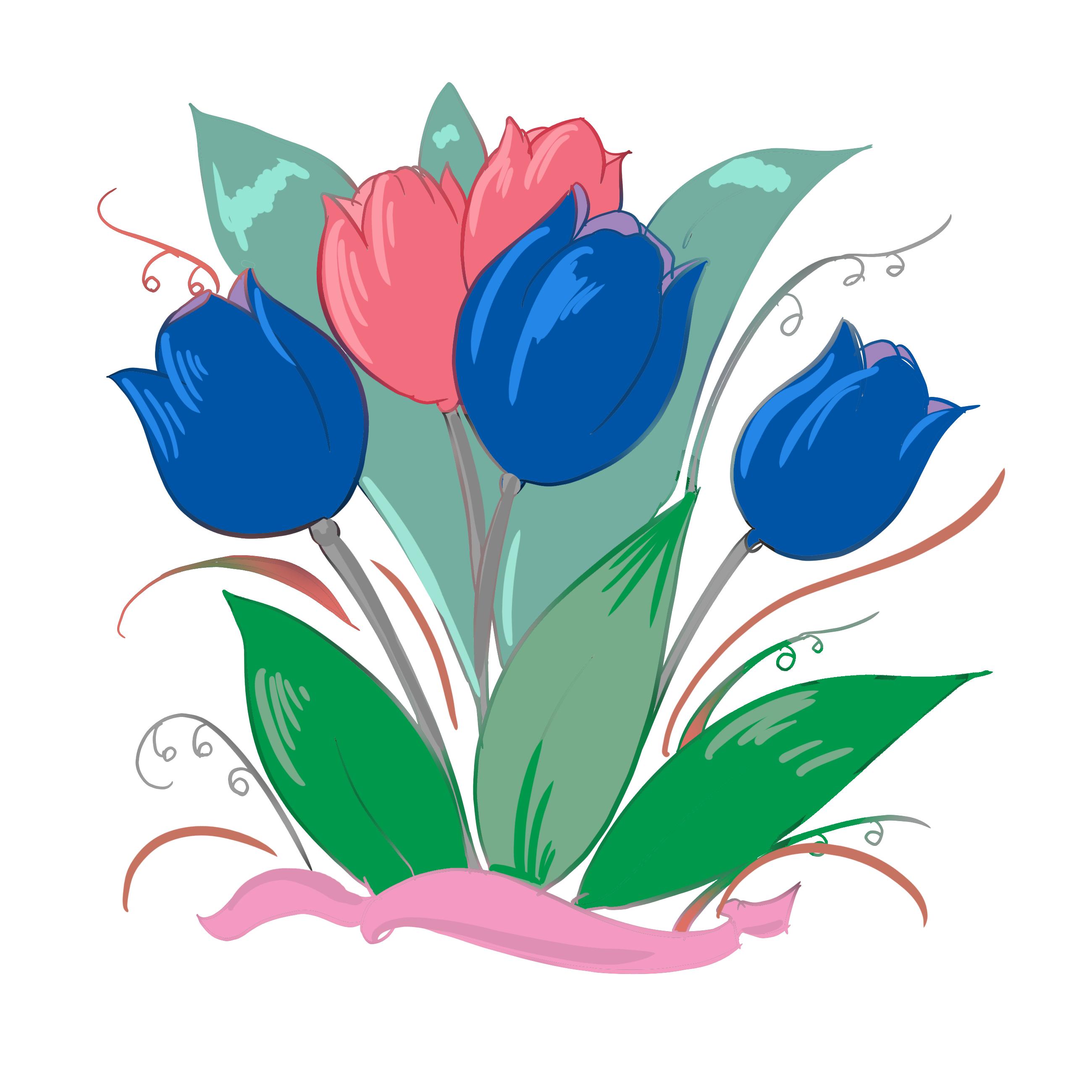 2600x2600 Blumen Bilder, Cliparts, Gifs, Illustrationen, Grafiken Kostenlos