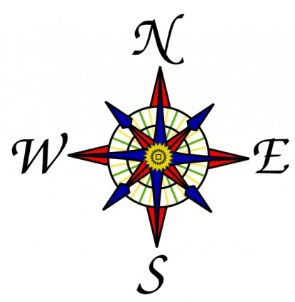 415x425 Compass Rose Tattooed Like A Sailor Compass Rose