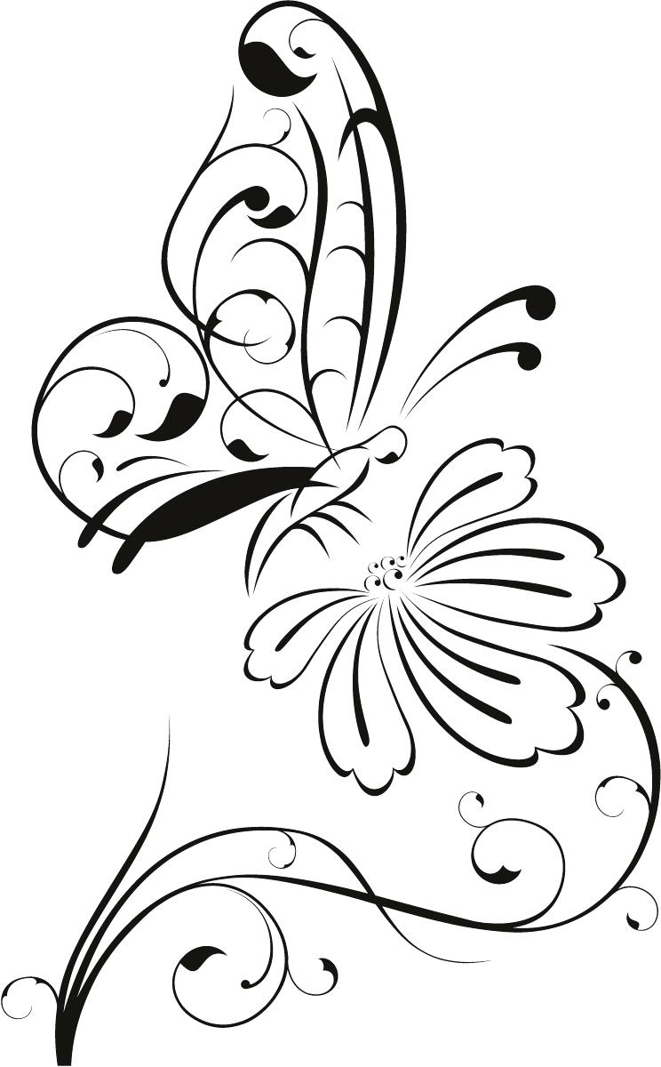 744x1200 Traditional Rose Outline By On Clip Art Flower Vector Tattoo