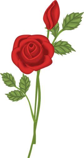 Rose Petals Clipart