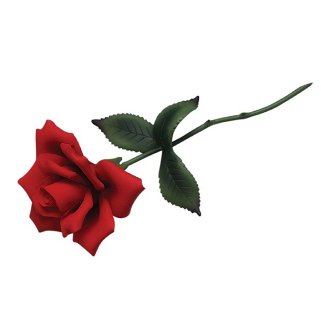 632x632 Stem Clipart Long Stem Rose