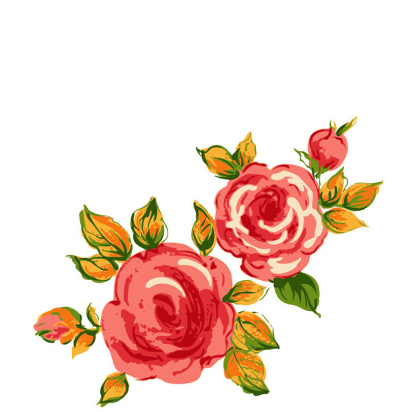 600x600 Keywords Roses, Flowers, Bud, Vector Material Free Download