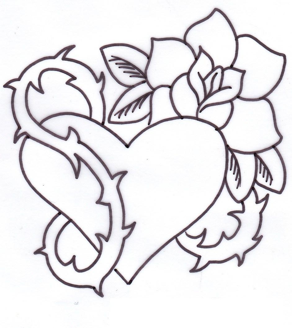 941x1059 Black Heart Tattoo Tattoo Black Heart Tattoos
