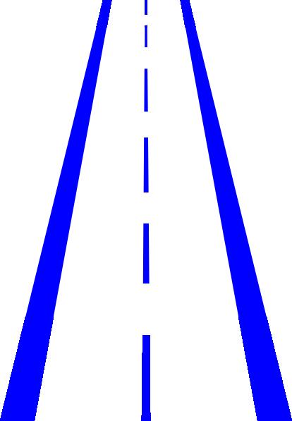 414x597 Highway Clip Art