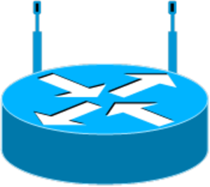 300x267 Wireless Router Free Images