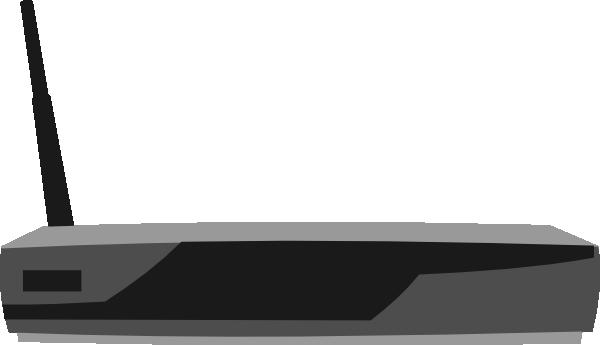600x345 Wireless Router Clip Art
