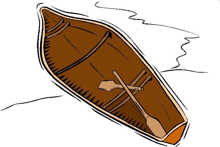 731x488 Free Row Boat Clipart Image