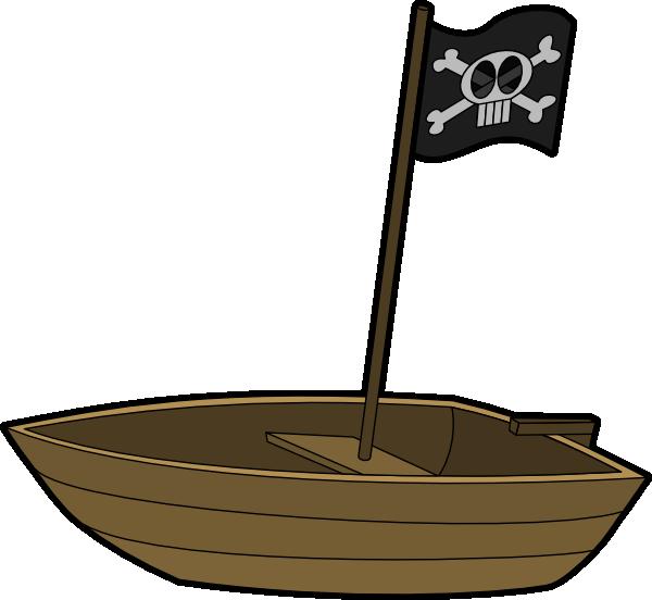 600x552 Pirats Boat Clip Art