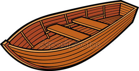 450x229 Row Boat Clipart Dinghy