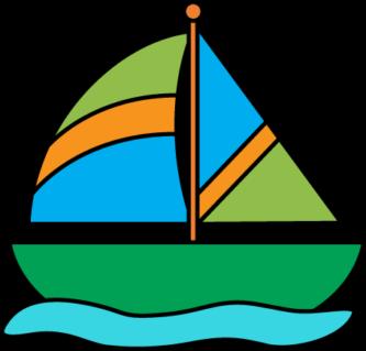 333x319 Row Boat Clipart Transportation