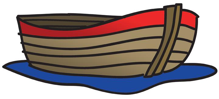 720x326 Row Boat Clipart Vector Art