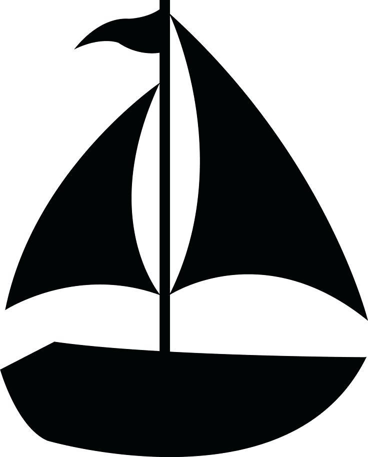 736x914 Sailboat Clipart Sailboat Cartoon Boat Clip Art Free Vector