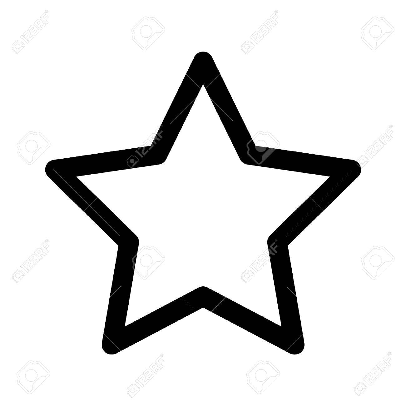 Row Of Stars Clipart