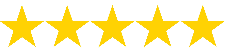 3000x700 Magical Clipart Row Star